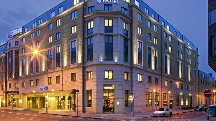 powerPerfector iQ – 9% εξοικονόμηση ηλεκτρικής ενέργειας στο Ξενοδοχείο Novotel (London,UK)